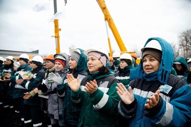 В КАО «Азот» дан старт строительству отделения нейтрализации цеха по производству аммиачной селитры