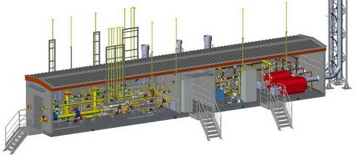 Модуль подготовки топливного газа №2