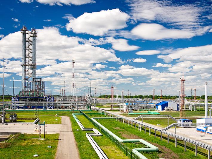 На Омском заводе полипропилена производство выросло на 4%