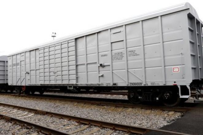 Первая партия вагонов ОВК с осевой нагрузкой 25 тс отгружена в Казахстан