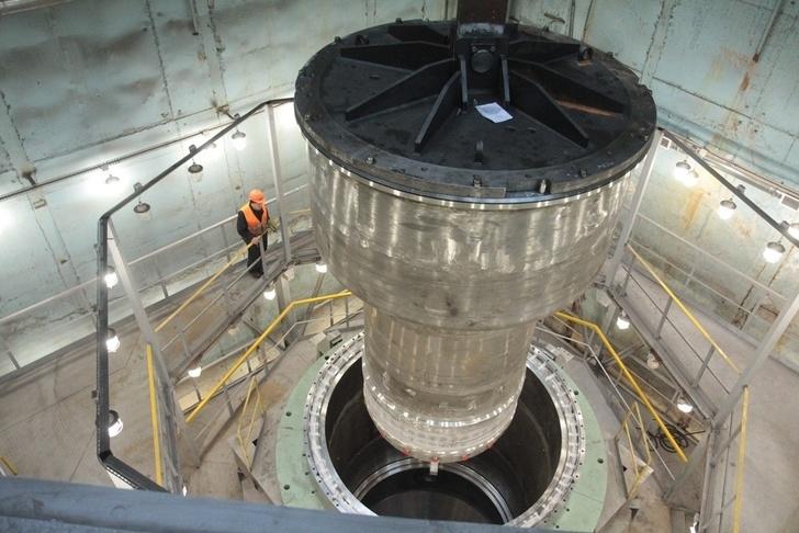 Атомэнергомаш провёл контрольную сборку исследовательского реактора на быстрых нейтронах