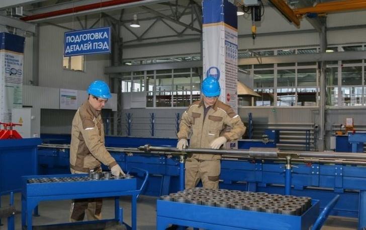 В Югре открылся завод по производству установок механизированной добычи ресурсов
