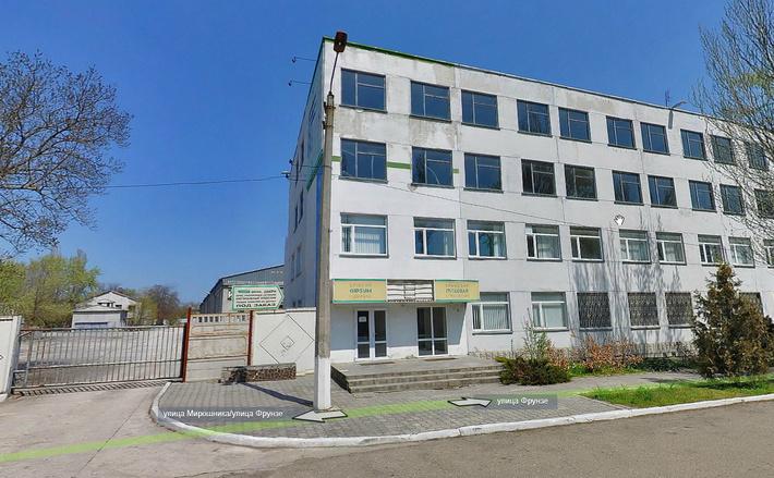 Проходная кировского завода стройматериалов