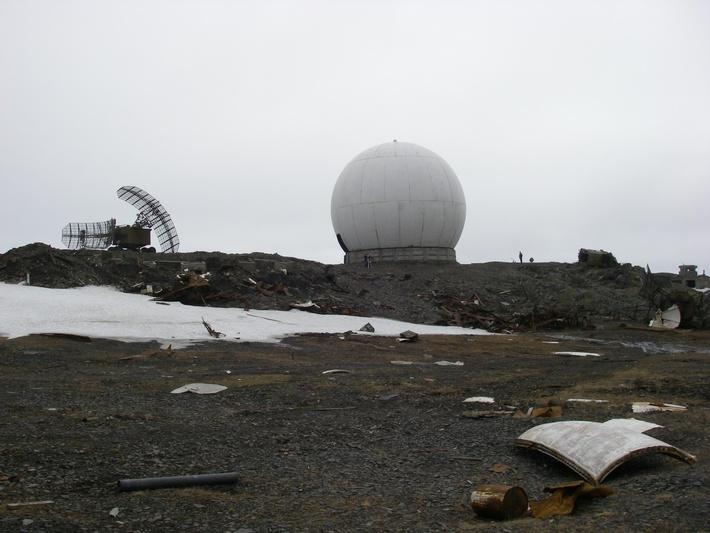 Замеры через спутник на этапе создания инженерно-топографических планов участка летного поля