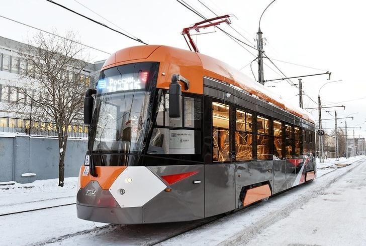 Уралвагонзавод начал испытания нового низкопольного трамвая