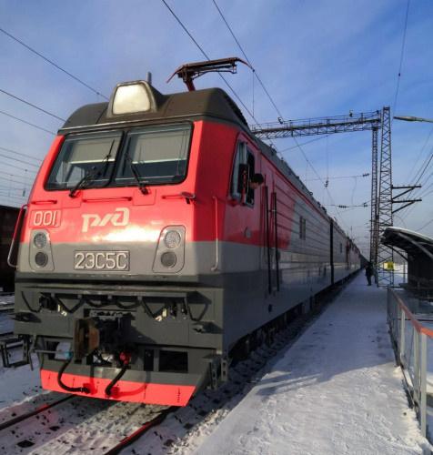 Новый электровоз ТМХ 2ЭС5С успешно завершил эксплуатационные испытания