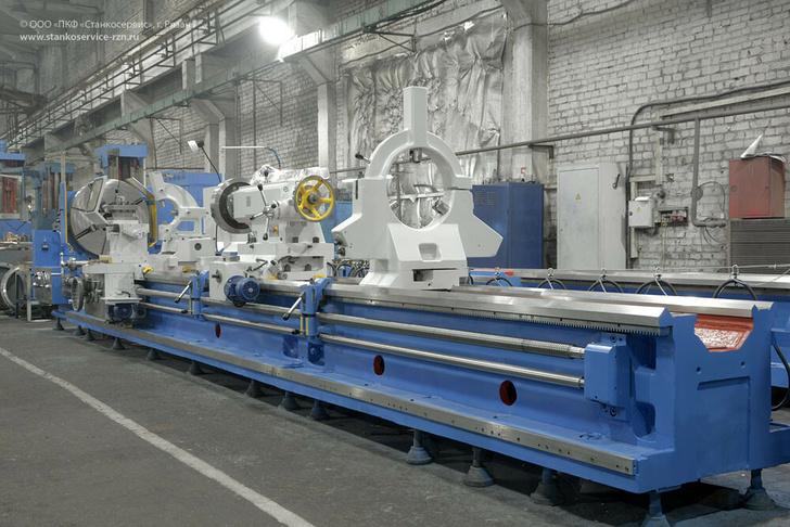 Новый тяжелый токарно-винторезный станок РТ117 РМЦ-8