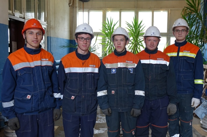 Студенты ВятГУ. Фото пресс-службы МЭС Урала