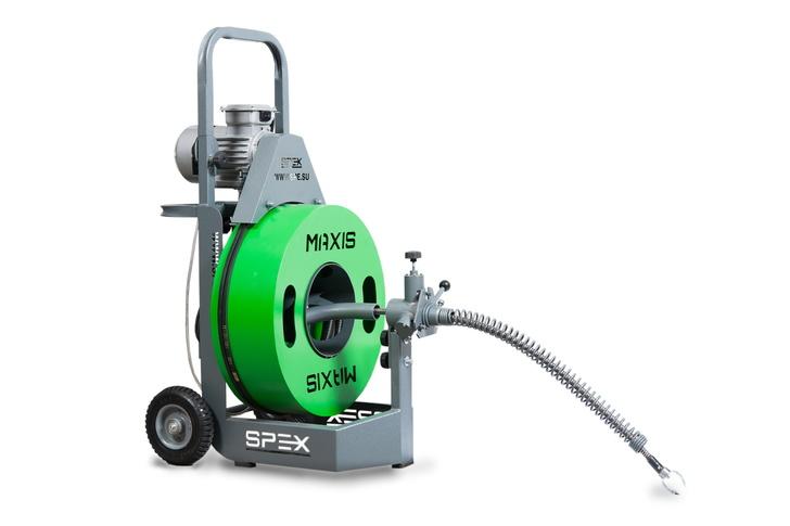 Прочистной аппарат SPEX MAXIS