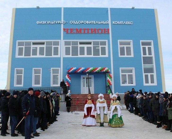 Новый ФОК открыт в Татарстане