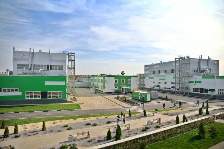 Завод «Шанс Энтерпрайз»