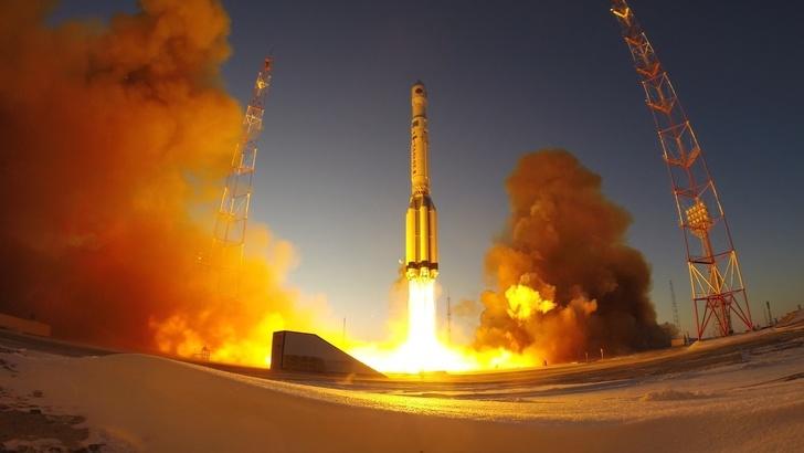 """Новый метеоспутник """"Электро-Л"""" №3 выведен на целевую орбиту"""