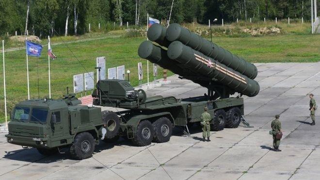 Успешные испытания ракеты для С-400