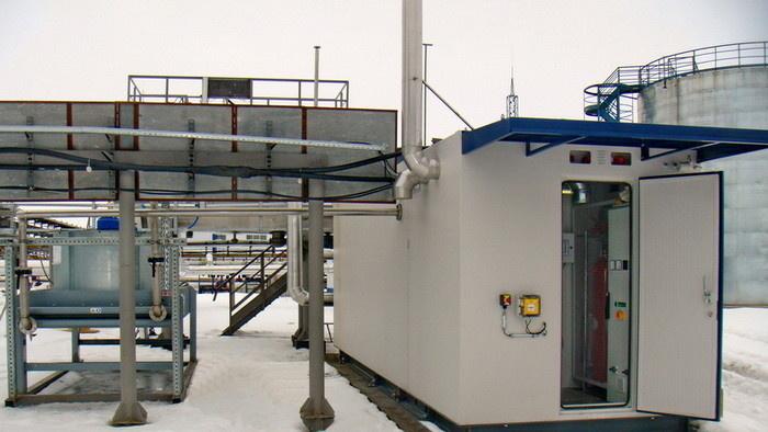 ВКС «ЭНЕРГАЗ» обеспечивает утилизацию ПНГ на ЦППН Вынгаяхинского месторождения