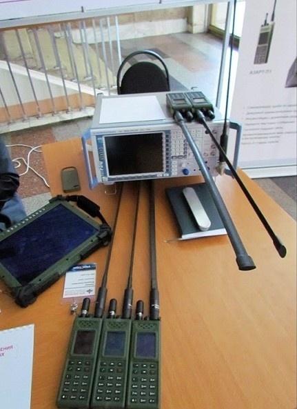 Более 1000 цифровых радиостанций «Азарт-П1» поступили в войска ЦВО по Гособоронзаказу