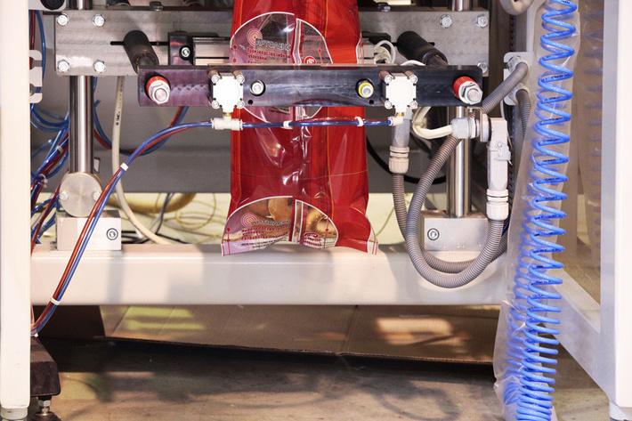 Упаковка баранок на автомате РТ-УМ-36
