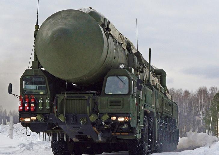 РКСН «Ярс» поступил на вооружение полка РВСН в Йошкар-Оле