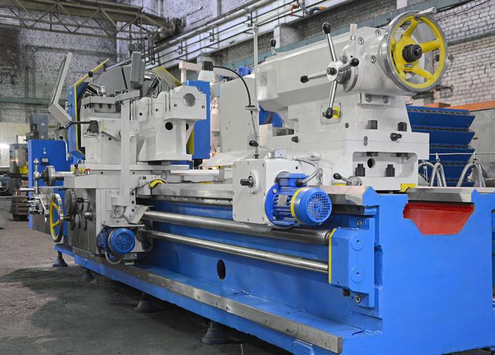 Специальный тяжелый токарный станок РТС117 (РТ117) РМЦ-3000