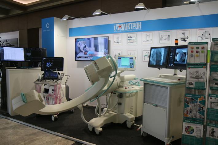 рентгенохирургический аппарат типа С-дуга