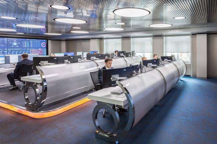 Центр управления эффективностью нефтепереработки и сбыта «Газпром нефти» в Санкт-Петербурге — оператор новой системы «Нефтеконтроль – Газпром нефть»