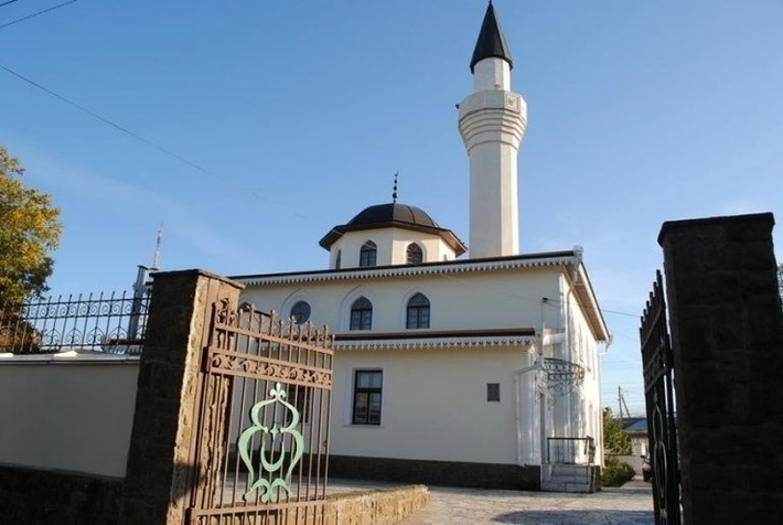 Резиденцией муфтия и Духовного управления мусульман Крыма.