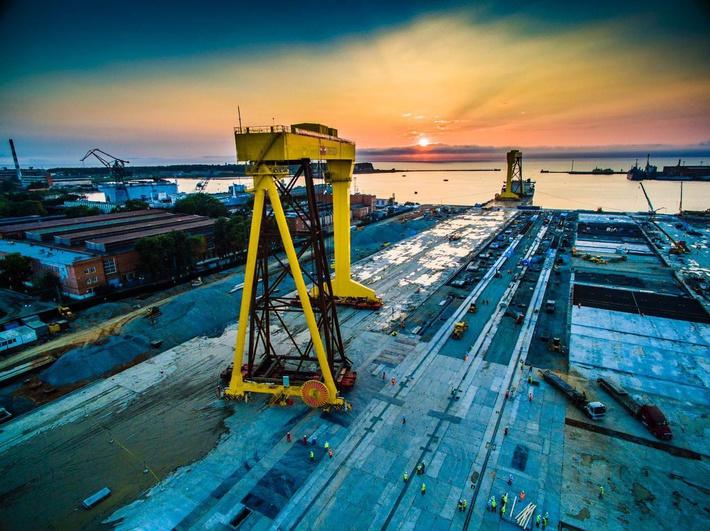 СК «Звезда»: новая ступень к покорению Арктики