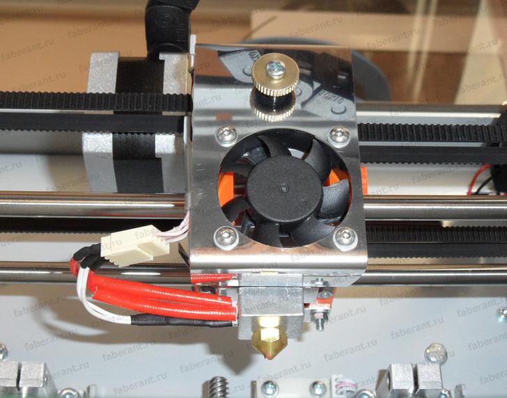 Экструдер 3D-принтера Faberant Cube