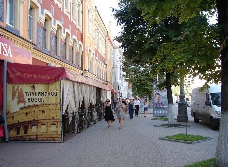 Воронеж - лучший торговый город России