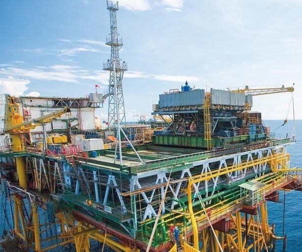 На шельфе Вьетнама состоялся запуск месторождения Белуга