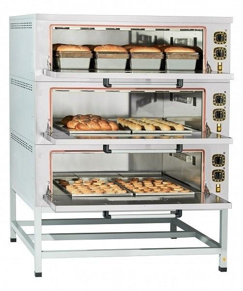 электрический пекарский шкаф ЭШП-3-01