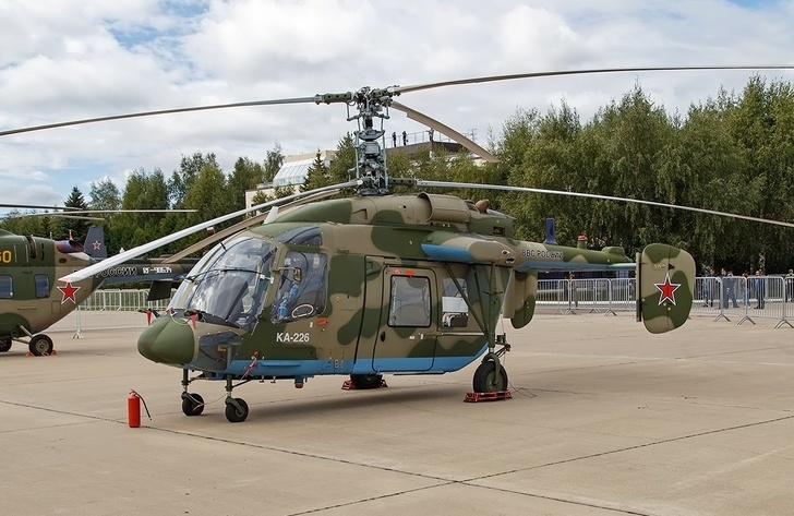 Ка-226 успешно прошел испытания в Иране