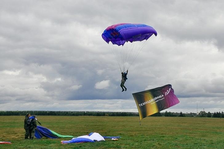 В городе Киржаче Владимирской области открыто крупнейшее в России производство парашютной продукции