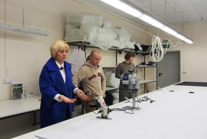 В Ивановской области запущена швейная фабрика ООО «Исток-Пром»