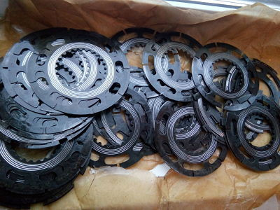 Фрикционные диски для электромагнитных муфт ЭТМ 102 1А , ЭТМ 112к 2А и т.д.