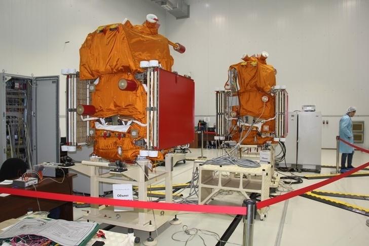 спутники дистанционного зондирования Земли (ДЗЗ) «Канопус-В» №3 и 4