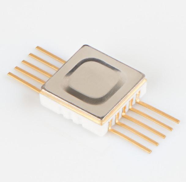 один из типов корпусов (Н02.8-1В), в которые возможно размещение операционных усилителей серии 1494