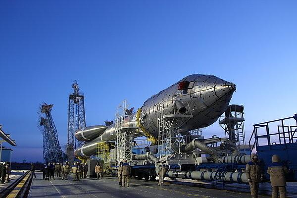 """Роскосмос: для реализации проекта OneWeb изготовлено шесть РН """"Союз-2"""""""