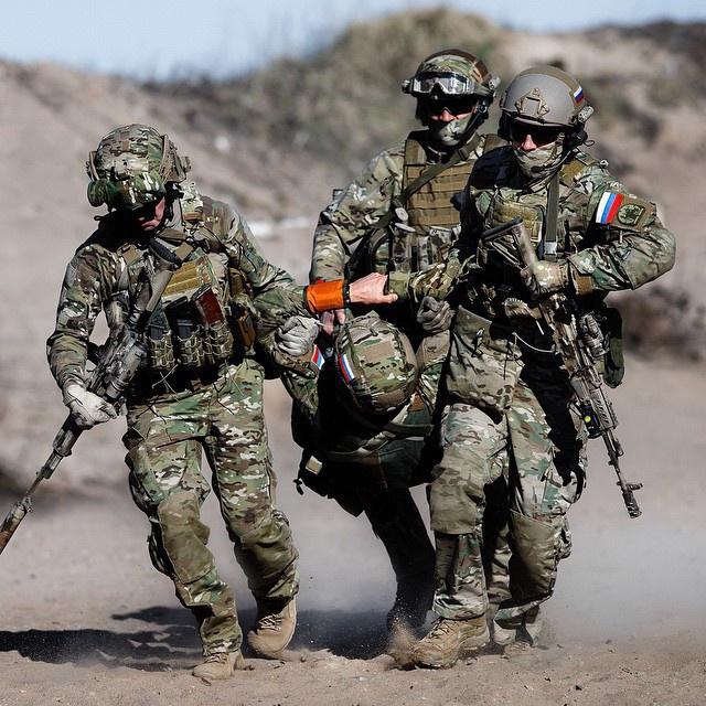 Spetsnaz - Forces spéciales et clandestines - AIR-DEFENSE.NET