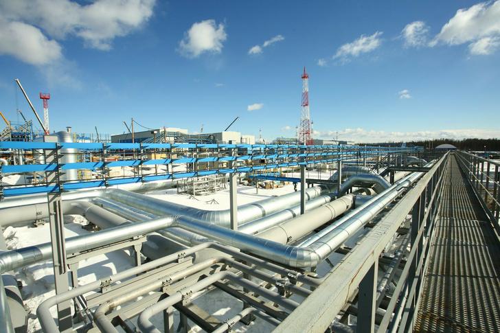 Чаяндинское месторождение ООО «Газпром добыча Ноябрьск»