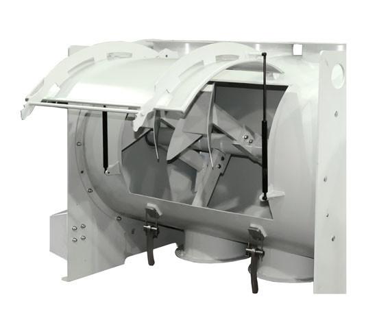 Смеситель сыпучих компонентов серии РТ-ТС