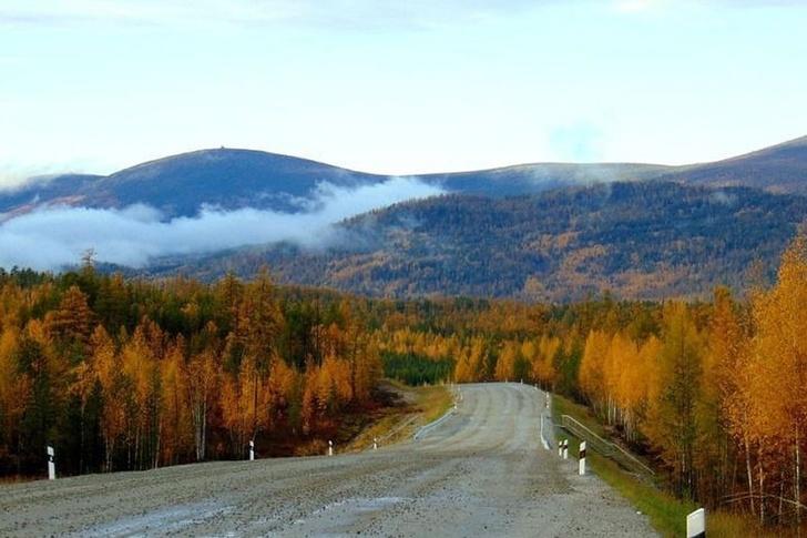 В Иркутской области завершилась реконструкция дороги «Таксимо-Бодайбо»