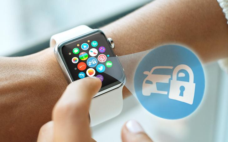 Новое приложение StarLine для умных часов