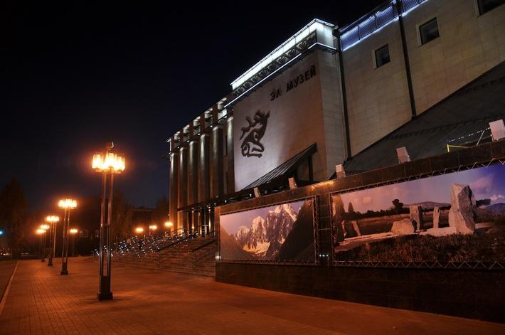Музей имени Анохина был основан в 1918 году.