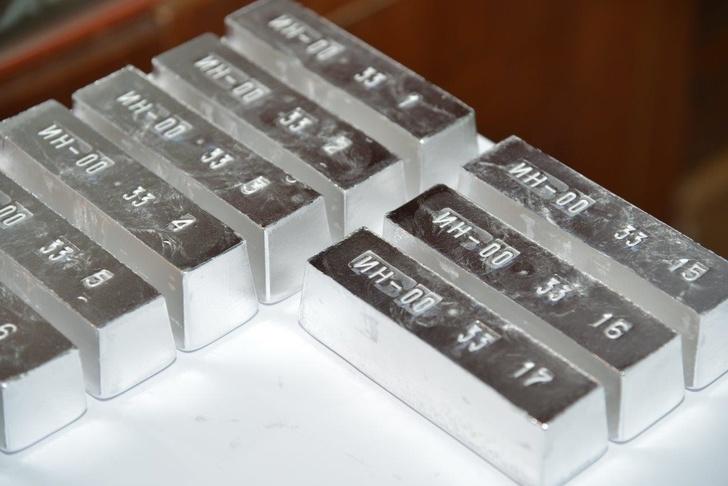 Челябинские металлурги совершили прорыв в очистке индия