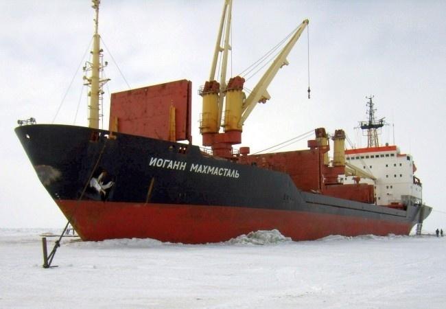 Освоение нового арктического месторождения