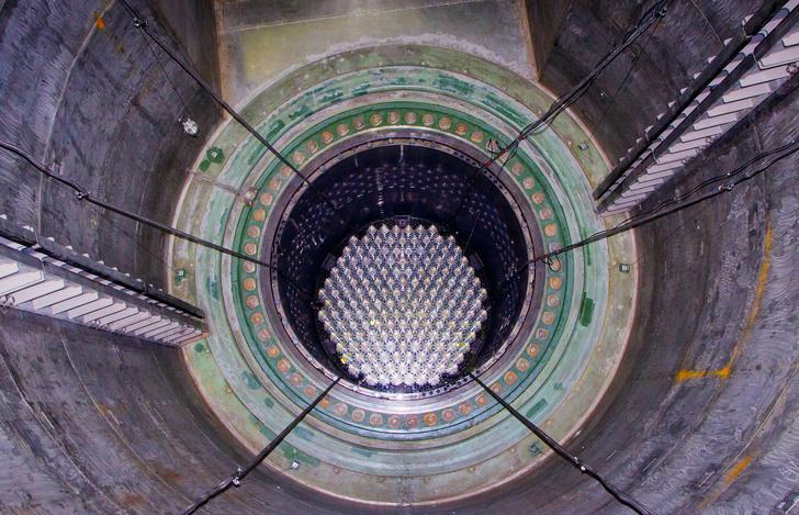 На Ленинградской АЭС-2 завершилась загрузка ядерного топлива в активную зону реактора блока №1