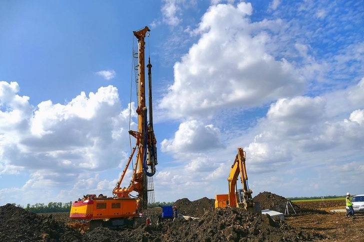В Адыгее «Росатом» ведет строительство ветропарка