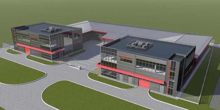 В ОЭЗ «Дубна» начинают строительство завода лодочных моторов