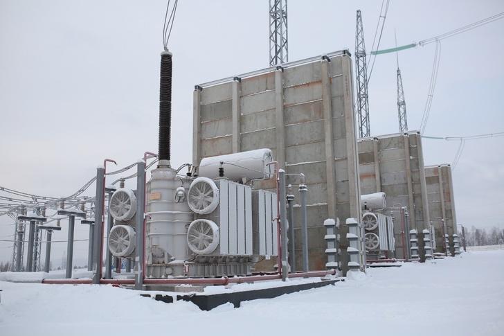 Завершено создание Пеледуйского энергокольца