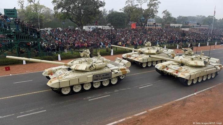 Ирак получил 29 российских танков